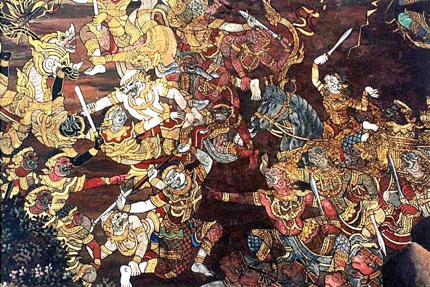 The difference between Dharma Yuddha and Jihad