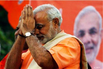 The Hindu Mischaracterizes Narendra Modi