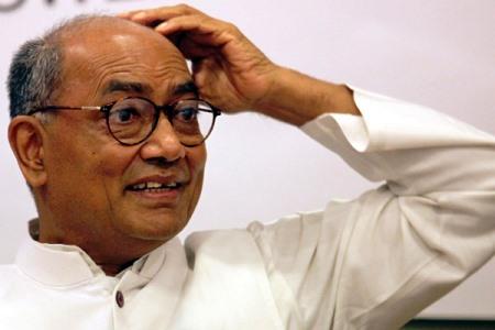 Digvijaya Singh didn't receive request for help from Modi