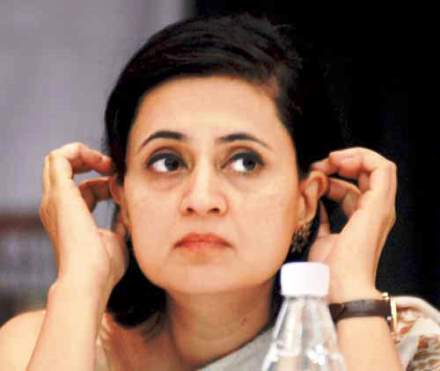Sagarika Ghose maybe liable for contempt of court