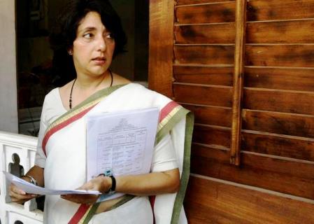 Meera Sanyal: AAP's useful idiot?