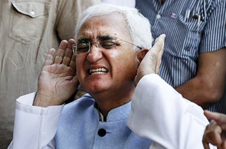 Open Letter to Salman Khurshid