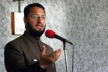 Asaduddin Owaisi: One lakh Muslims butchered in the Deccan