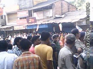 Muslim goons brutally murder Kartick Chandra Mehtia