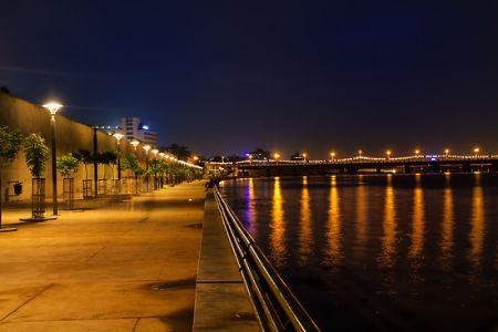 Sabarmati Riverfront project: an indepth appreciation
