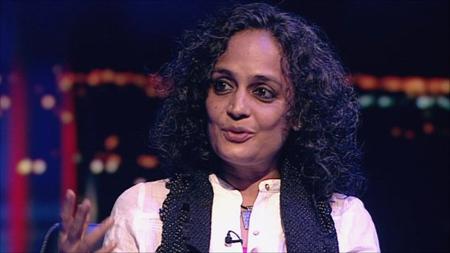 Arundhati Roy's barbaric brotherhood