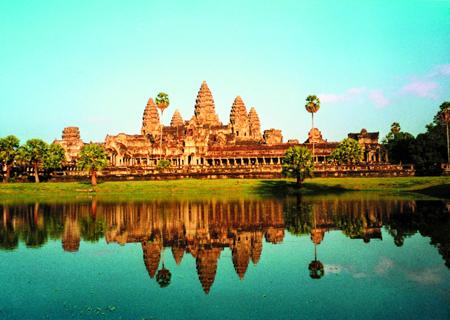Decline & Fall of the Hindu Civilization in Cambodia