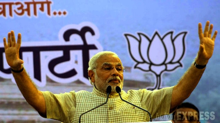 Prime Minister Narendra Modi: the promise of a resurgent India