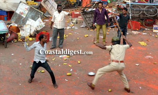 Communal clash in Bijapur: