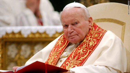 Pope John Paul II: a criminal or a saint?