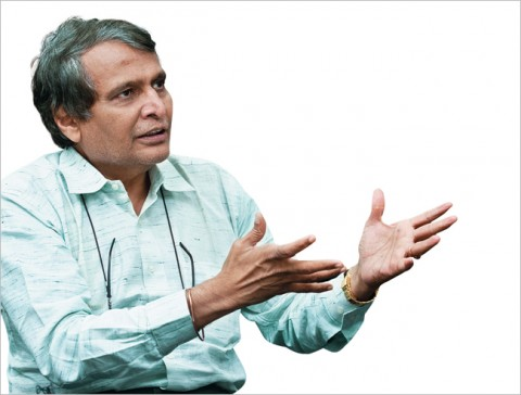 IndiaFacts Interview with Suresh Prabhu