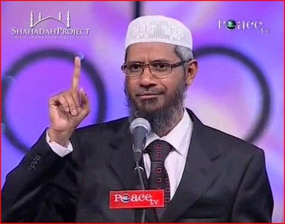 Is Zakir Naik responsible for the rising violence in the Islamic world?