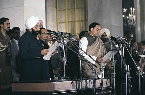 Rajiv Gandhi: The Original Accidental Prime Minister