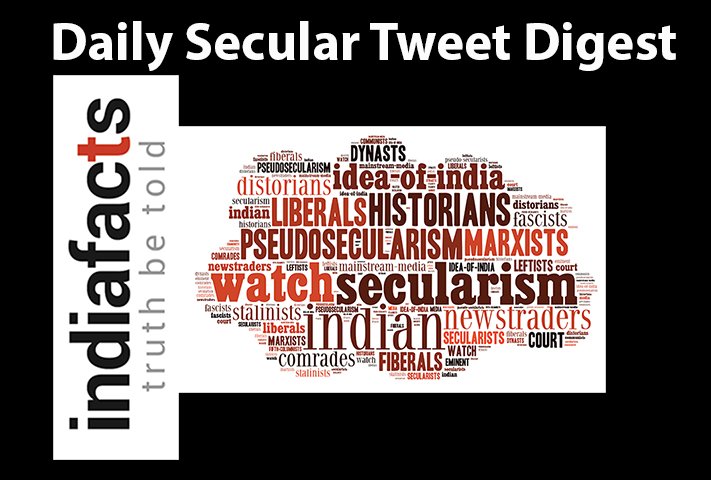 Secular Tweet Digest, 26 Oct 2014