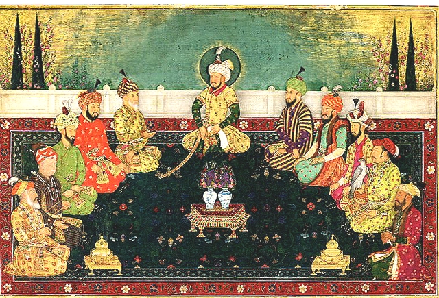 Origins of the Moghul Tyrants of India