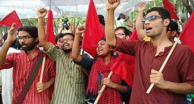 We are Tribals and we worship Goddess Durga