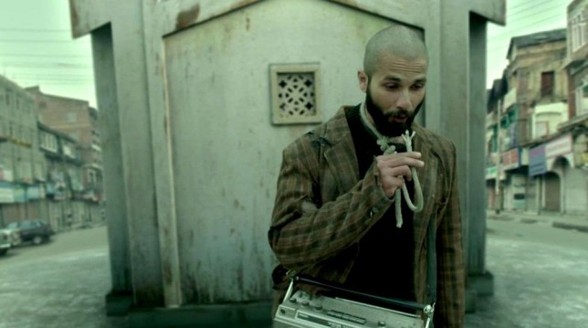 Haider: Wrapping national insults on celluloid