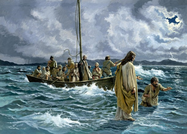 Hook, Line and Sinker – Fishing Men for Jesus