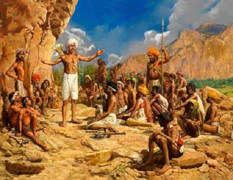 Birsa Munda-The first tribal martyr