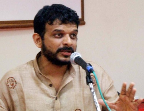 WHY TM KRISHNA MUST STICK ONLY  TO MUSIC