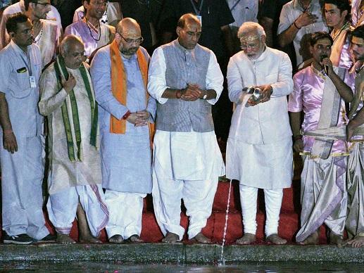 Narendra Modi adopts Jayapura, signals cultural renewal