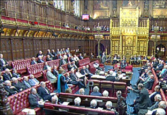 A House of Lords Debate on Poverty and Caste Discrimination in India: Continuing Foreign Interference in India's Internal Affairs