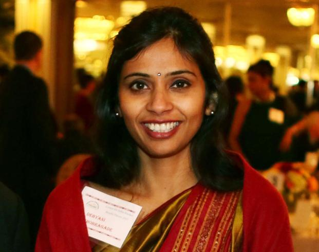 A year on, I thank my nation: Devyani Khobragade