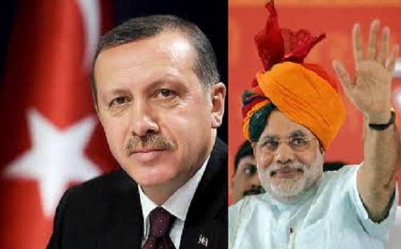 Amitav Ghosh's comparison of Narendra Modi and Erdogan ignores history