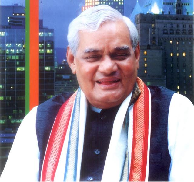 Atal Bihari Vajpayee – Patriot, Orator, Poet, Prime Minister and Statesman