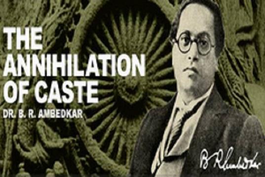 Have the Left-Liberals read Dr. Ambedkar at all?
