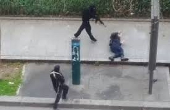 Intellectuals spread lies about Paris attack