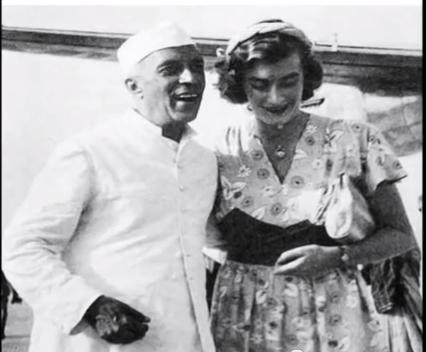 Jawaharlal Nehru the committed Communist