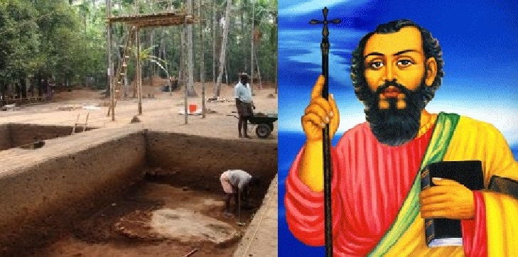 Pattanam excavations prove the myth of St. Thomas
