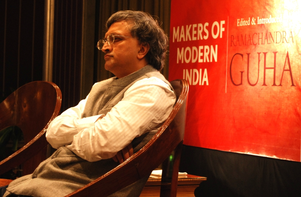 Conformity as History: A review of Ramachandra Guha's Makers of Modern India