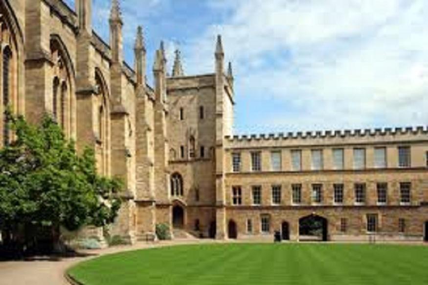 Oxford University buckles under leftist pressure