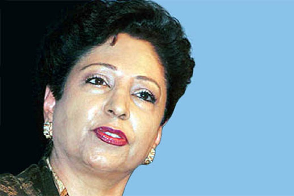 ISI favourite Maleeha Lodhi lobbies in the UN against India