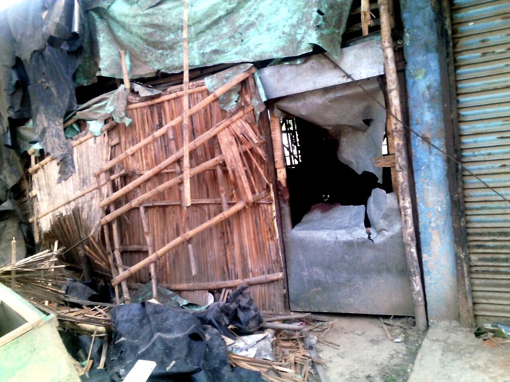 Falta: Extensive violence against Hindus
