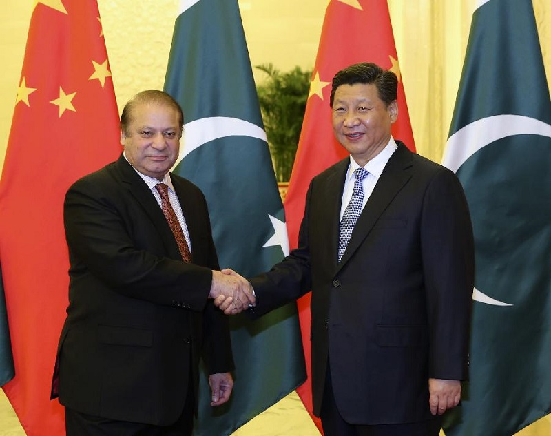 China wants to use Pakistan as disposable item, says US academic
