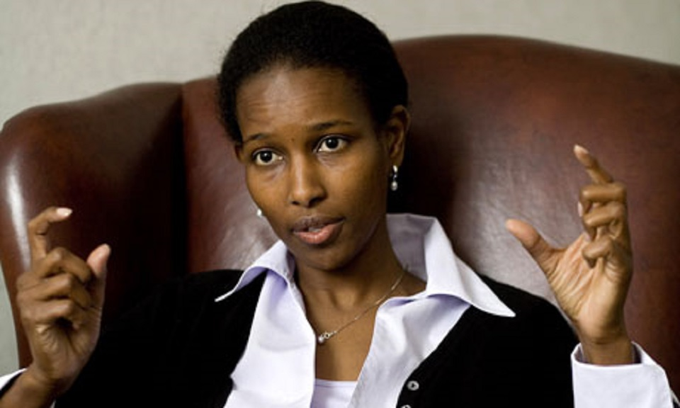 Ayaan Hirsi Ali's Call for An Islamic Reformation