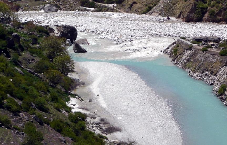 Irfan Habib still searching for the Saraswati River