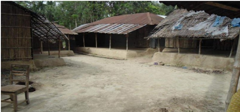 Three Hindu families flee their homes in Shailakupa of Bangladesh