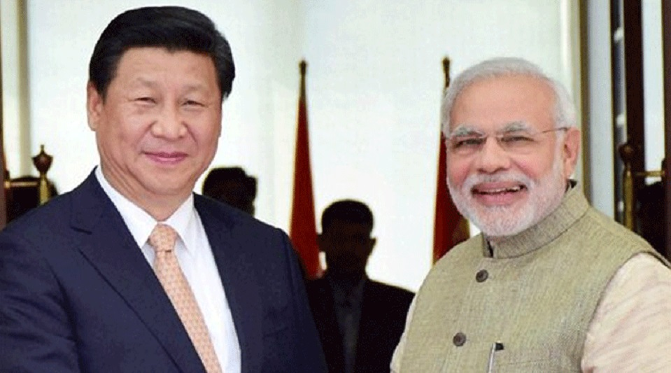 Modi's China Visit: India—China the new giants