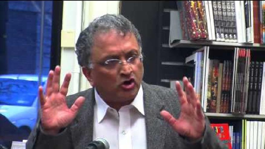 False equivalence to hide self loathing by Ram Guha