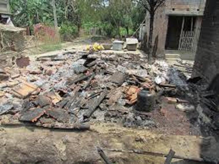 Massive Attack on Hindus in Burdwan