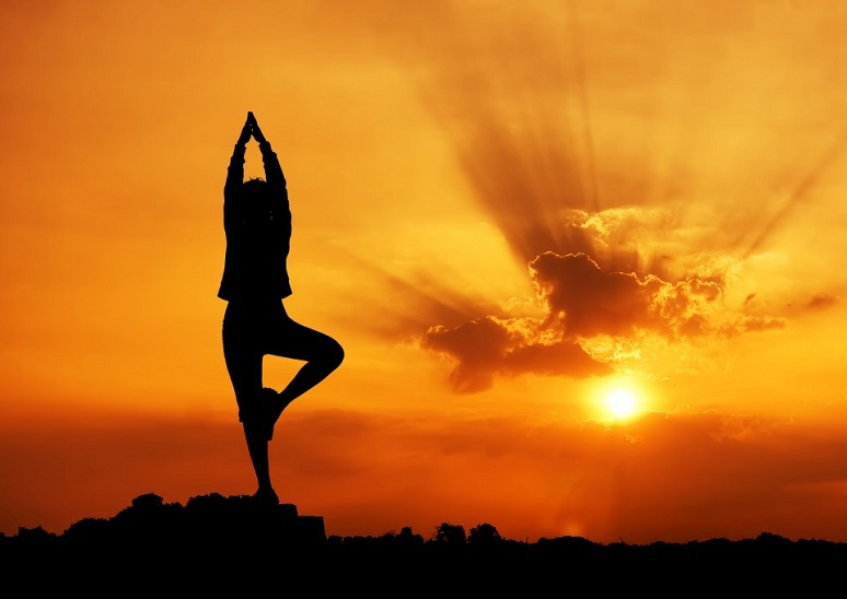Yoga has a religion: it is Hinduism