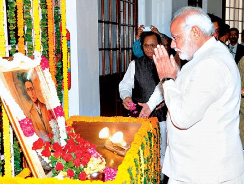 Savarkar and Modi, beginning and end of Hindutva