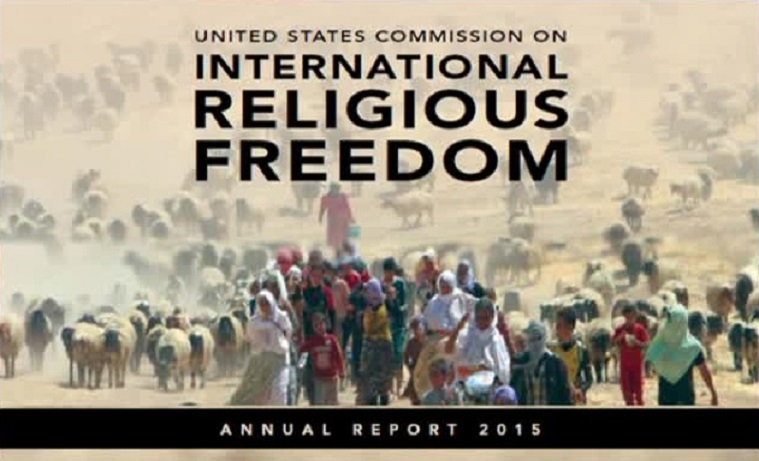 Debunking The USCIRF 2015 Annual Report