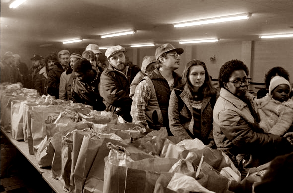 America's Most Desperate: Why are 50 Million Americans Starving?
