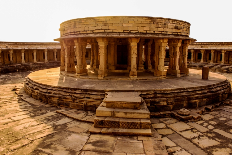 The Kachhapaghata Wonders of Morena