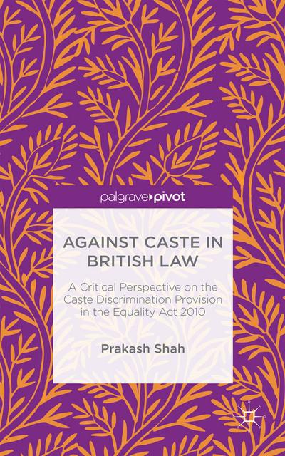 Caste, critique and colonial consciousness: A response to Meena Dhanda